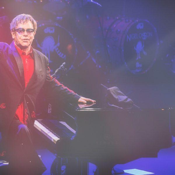 بررسی آلبوم The Diving Board از Elton John