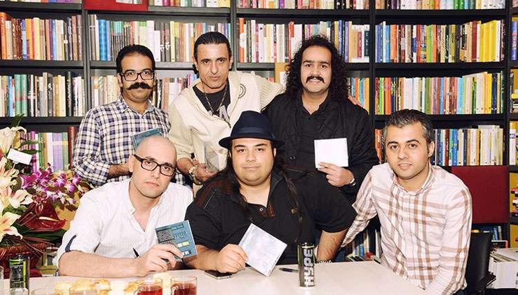 نخستین آلبوم گروه بادزنگ منتشر شد