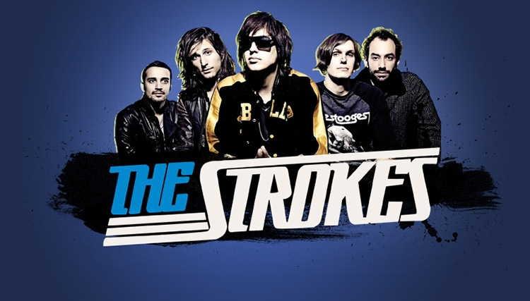 """گروه The Strokes آلبوم کوتاهی به نام """"Future Present Past"""" را معرفی کرد"""