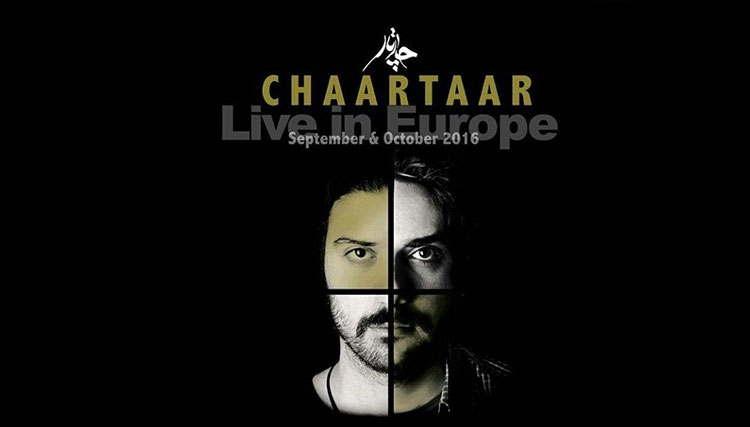 تور کنسرتهای اروپایی چارتار آغاز میشود