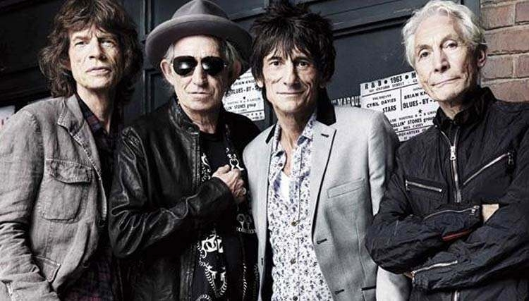 اریک کلپتون مهمان آلبوم جدید Rolling Stones است