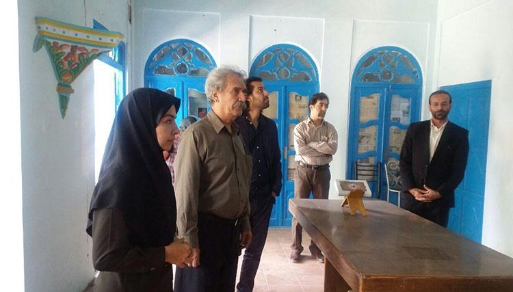 کیخسرو پورناظری در خانههای تاریخی کرمانشاه آموزشگاه موسیقی تاسیس می کند