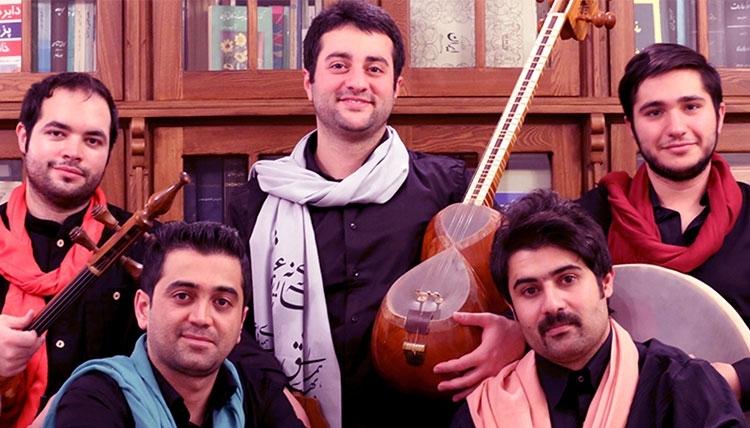 کنسرت گروه داتام در ایوان شمس