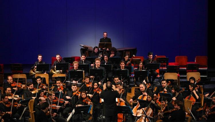 کنسرت ارکستر مجلسى شرق و ارکستر ریکوردر پارس