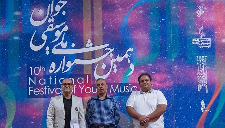 پیکرهی موسیقی ملی از موسیقی نواحی کشورمان است