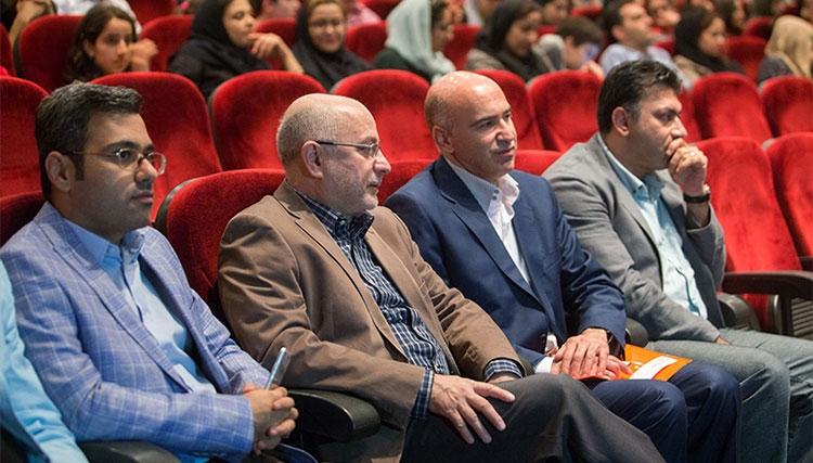 معاون هنری ارشاد در جشنواره موسیقی جوان حضور یافت