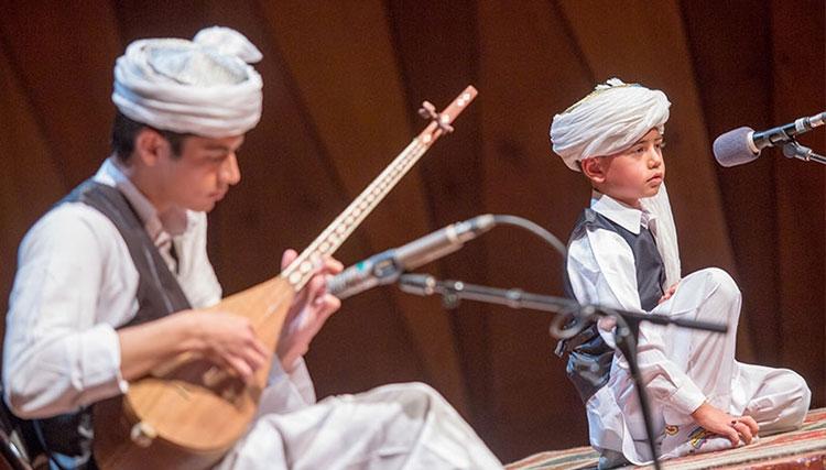 اصرار داوران بر اصالت اجرای موسیقی بومی
