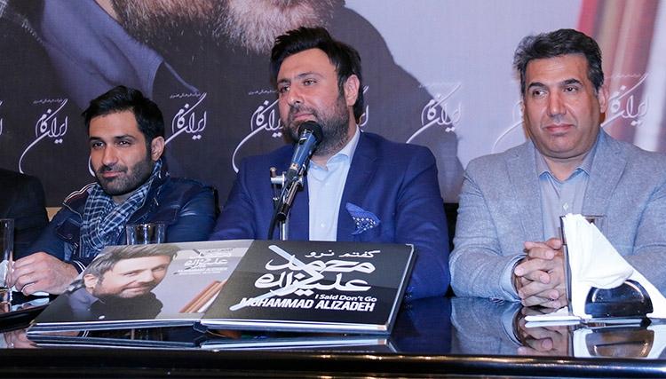 محمد علیزاده: با انتشار این آلبوم تور کنسرتهایم افزایش پیدا میکند