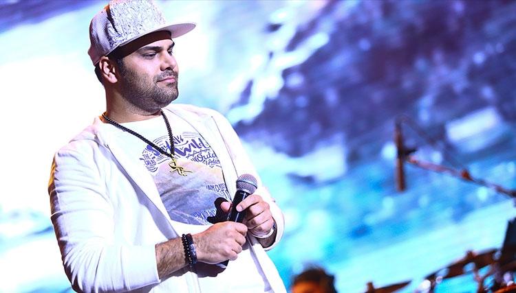 نخستین حضور سیامک عباسی در جشنواره موسیقی فجر