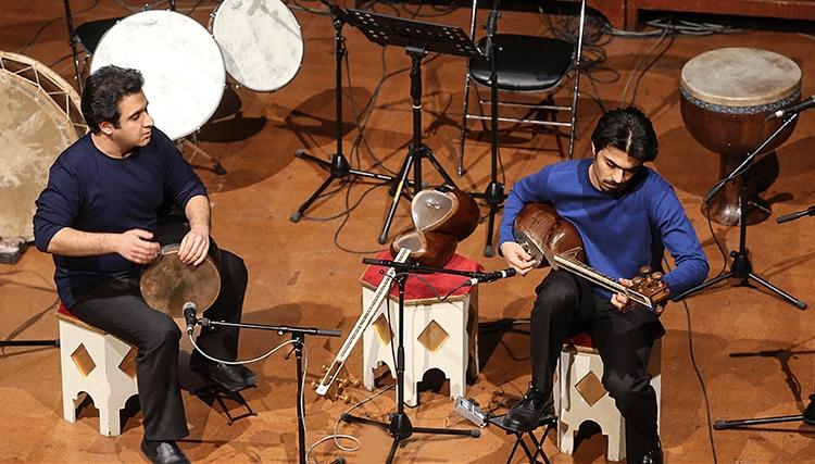 اجرای برگزیدگان فستیوال جوان در جشنواره موسیقی فجر