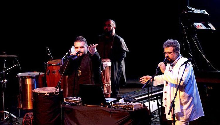 کاکوبند اجراهای جشنواره در برج آزادی را آغاز کرد