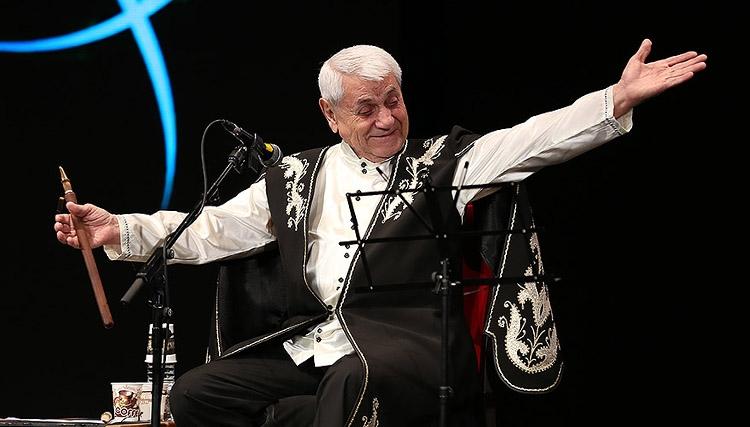 ژیوان گاسپاریان، آهنگساز سرشناس ارمنی در جشنواره فجر | رسانه نوا