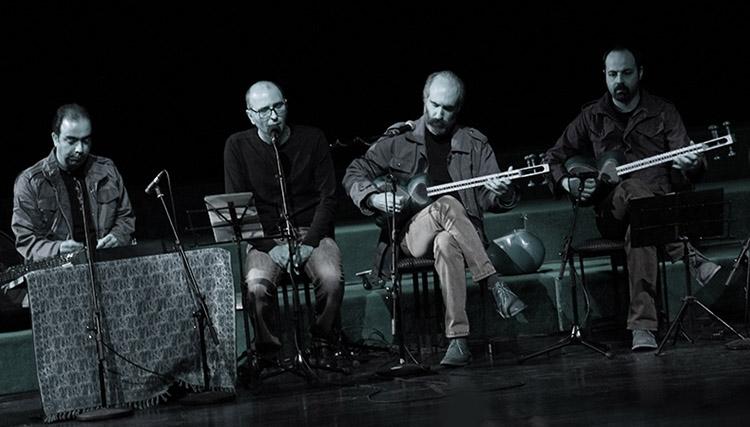 کنسرت «همنوازان سایه» در جشنواره موسیقی فجر برگزار شد