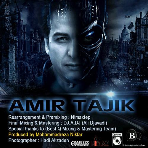 دانلود آهنگ امیر تاجیک به نام زندگی (ریمیکس)