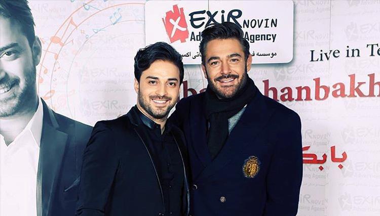 کنسرت محمدرضا گلزار و بابک جهانبخش در تهران برگزار میشود