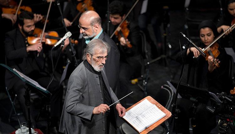 حمایت رهبر و خواننده ارکستر ملی از مبتلایان به سرطان