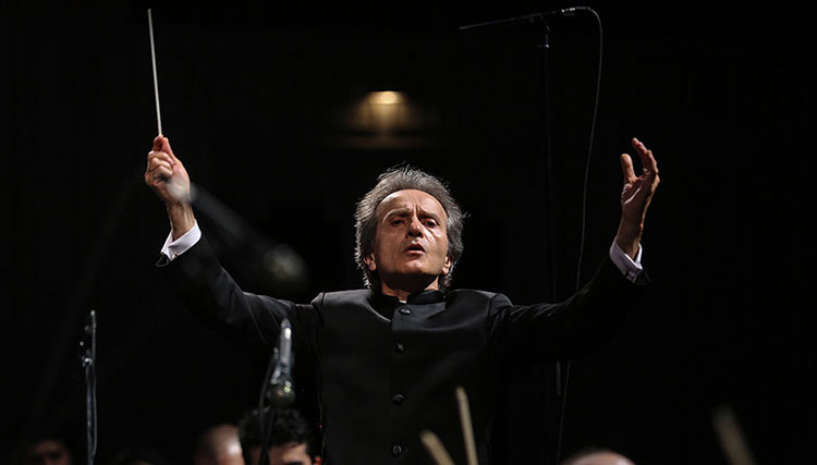 پس از جدایی از ارکستر سمفونیک تهران/ قدردانی بنیاد رودکی از شهرداد روحانی