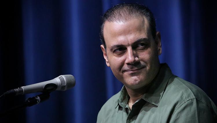 علیرضا قربانی در تبریز روی صحنه رفت