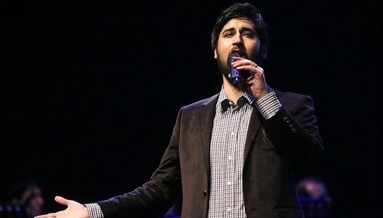 اجرای «حامد زمانی» در مشهد لغو شد