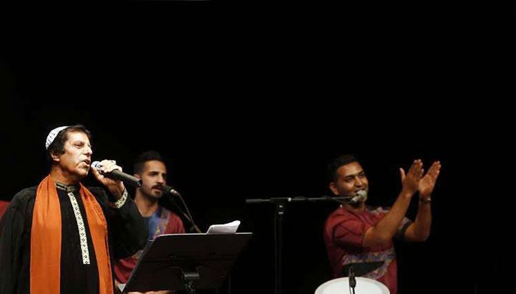صدای محمود جهان در تالار وحدت طنین انداز میشود