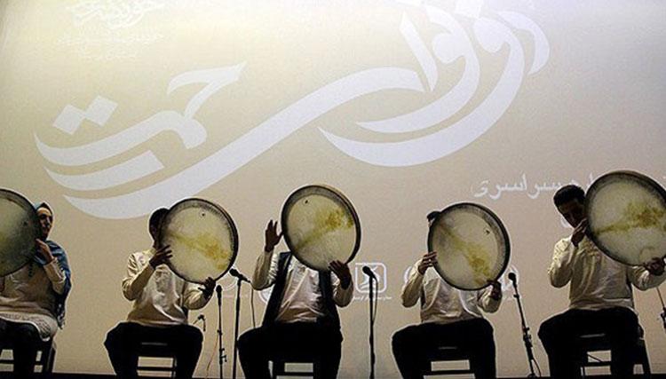 هفتمین جشنواره «دف نوای رحمت» برگزار می شود