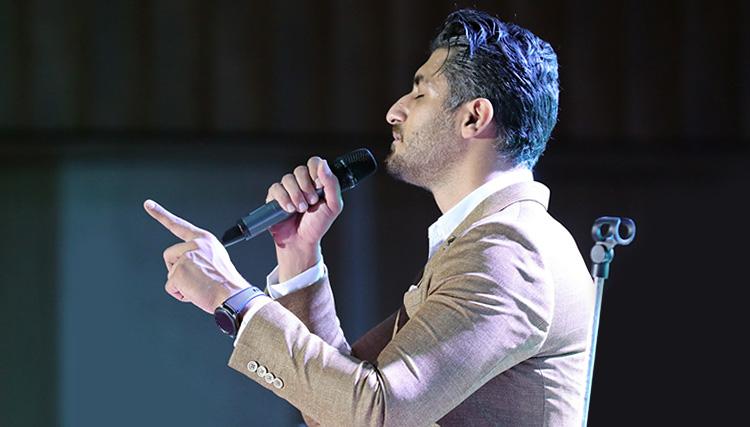 کنسرت شهاب مظفری در تبریز برگزار شد