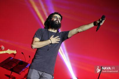 کنسرت گروه هورورش آبادان
