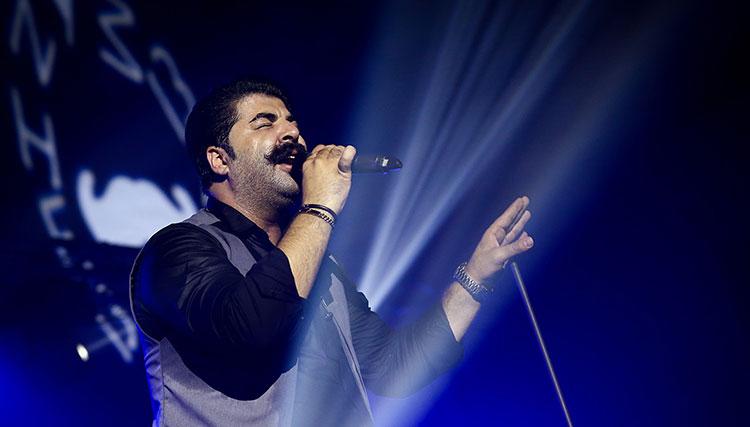 کنسرت بهنام بانی در متل قو برگزار شد