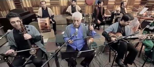 کنسرت فرج علیپور