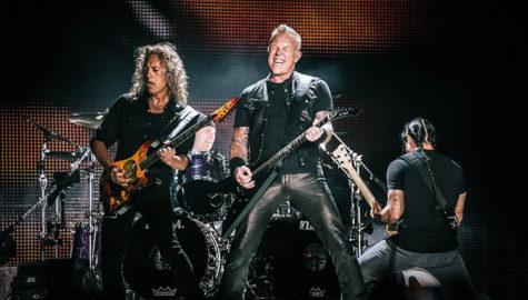 کنسرت آنلاین متالیکا