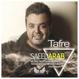 دانلود آهنگ طفره از سعید عرب