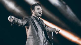 گزارش تصویری از آخرین کنسرت بابک جهانبخش در پاییز