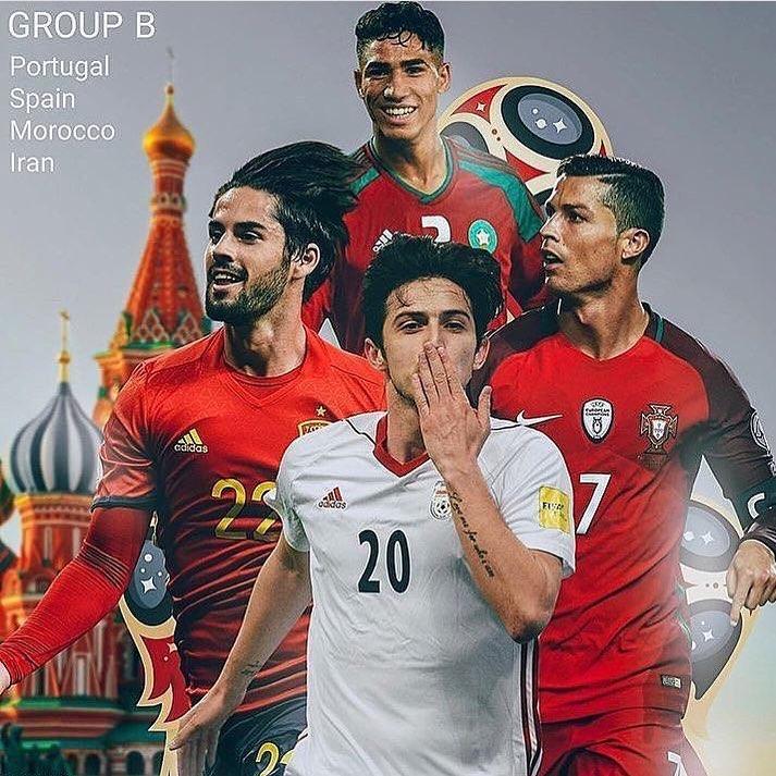 قرعه کشی جام جهانی روسیه