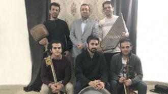 کنسرت پیام عزیزی در مسکو و ولادی قفقاز برگزار میشود