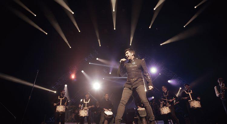 کنسرت فرزاد فرزین در لس انجلس
