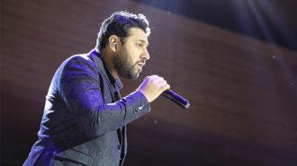 کنسرت احسان خواجه امیری در اصفهان برگزار شد