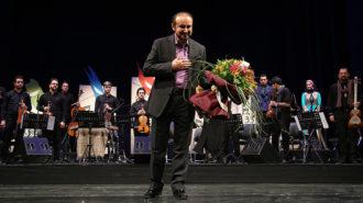 کنسرت «نوبانگ مهر» به خوانندگی عبدالحسین مختاباد
