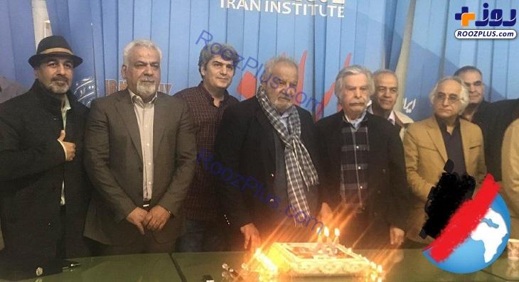 ناصر ملک مطیعی بازیگر
