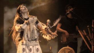 کنسرت پسر خورشید در تهران برگزار شد