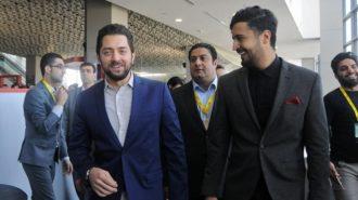 سوپر استار سینما بهرام رادان تکواندوکار شد! + عکس