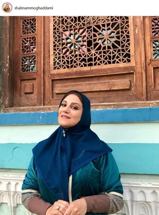 شبنم مقدمی بازیگر مشهور سینما