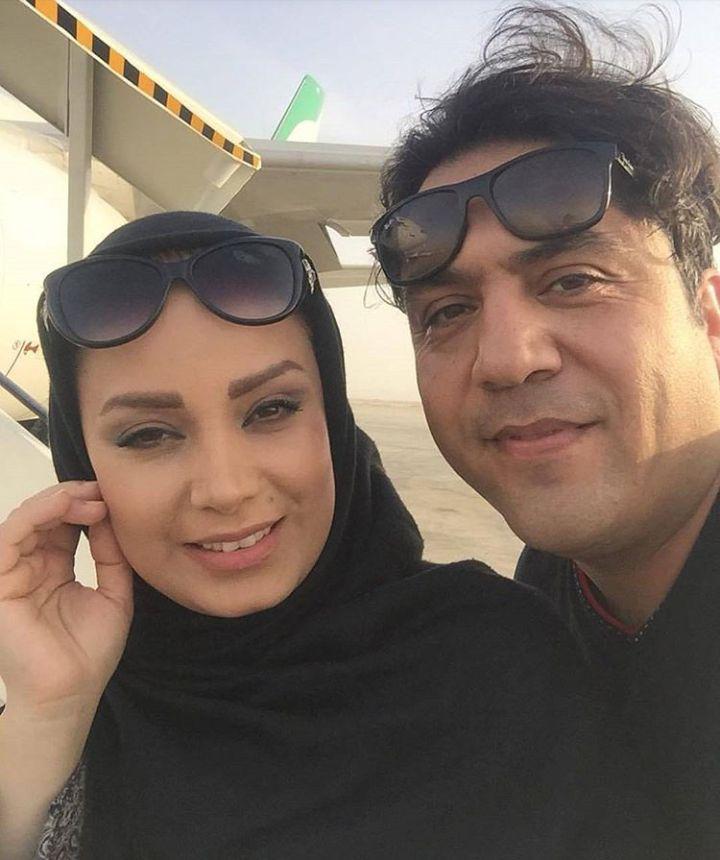 صبا راد مجری مشهور