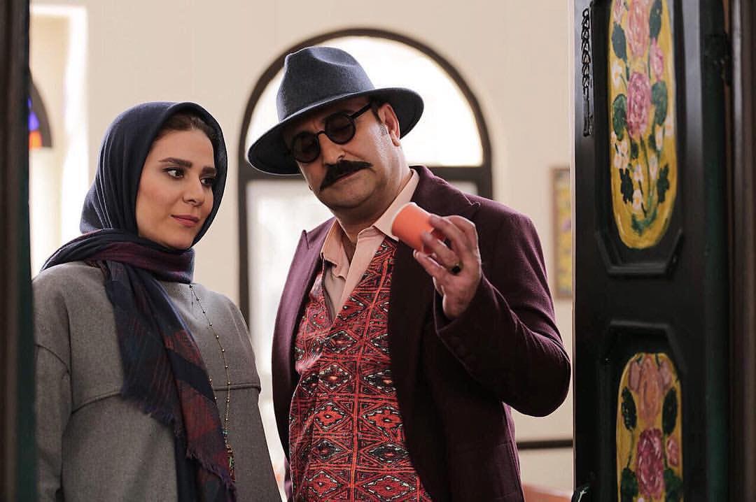 مهران احمدى و سحر دولتشاهى