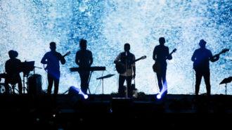 کنسرت محسن یگانه در خرم آباد برگزار شد