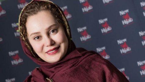 آرام جعفری بازیگر زن ایرانی