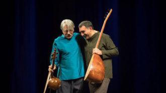 کنسرت کیهان کلهر و اردال ارزنجان در رشت