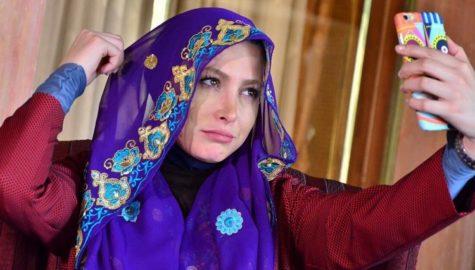 فریبا نادری بازیگر زن سینما و تلویزیون