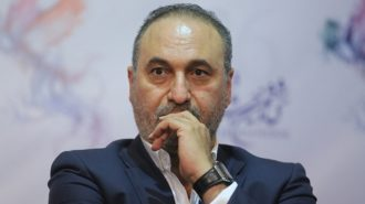 بازیگر پرحاشیه فضای مجازی در کنار محسن یگانه + عکس