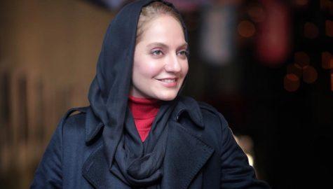 مهناز افشار بازیگر زن مشهور سینما