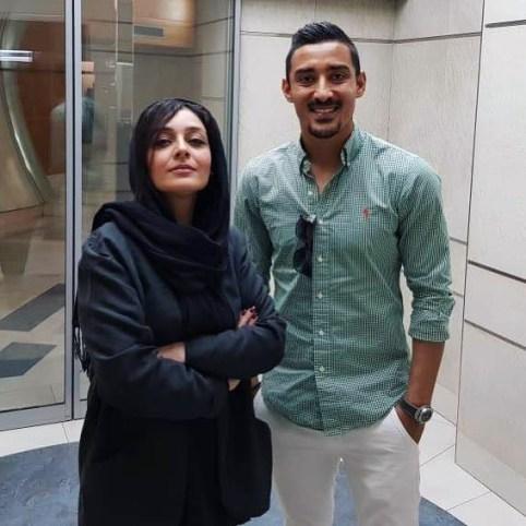 ساره بیات بازیگر زن سینما